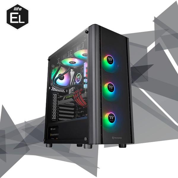 iLife Elite Diamond Intel Core i7 10700 16GB DDR4 512GB SSD RTX3060TI 8GB  Equipo