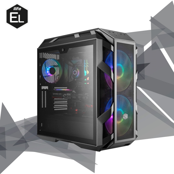 iLife Elite Dominator R9 5900X 32GB 500GB RX6800xt  Equipo