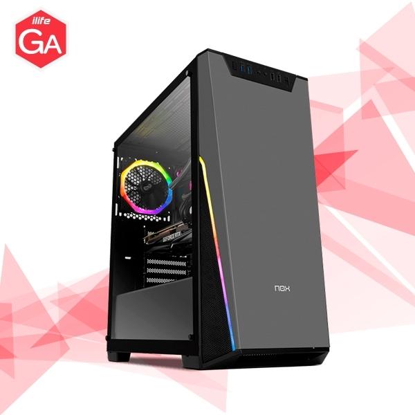 ILIFE GA40045 10400F 8GB 500GB SSD GTX 1650  Equipo