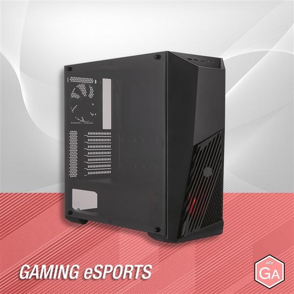 ILIFE eSports Gold  Ryzen 5  8GB RAM  240GB SSD  GTX1650  Ordenador Gaming