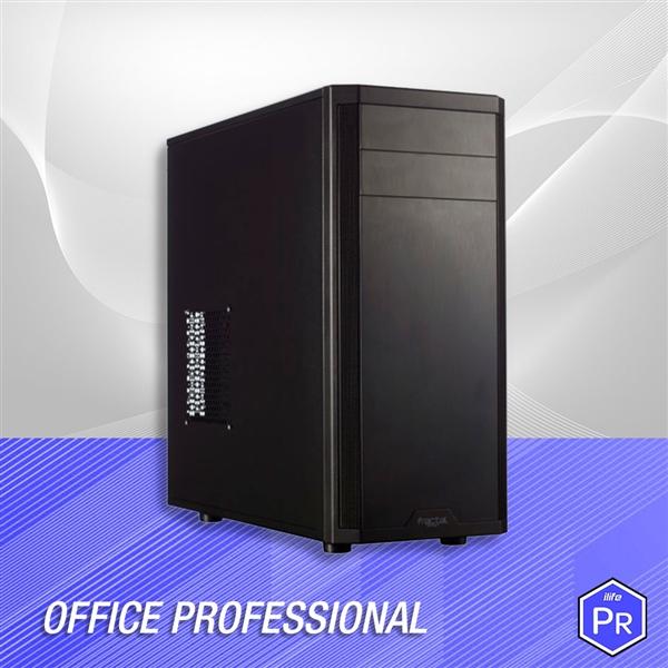 ILIFE Professional Hundred - (V015) Ryzen 5 / 16GB RAM / 1TB SSD / 1TB HDD / GT710 - Ordenador Office