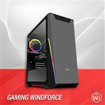 ILIFE WindForce Breeze - (V015) Ryzen 5 / 16GB RAM / 500GB SSD / 1TB HDD / RTX2060 - Ordenador Gaming