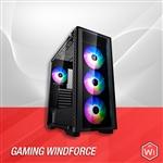 ILIFE Windforce Tempest - (V015) Intel i5 / 16GB RAM / 500GB SSD / 1TB HDD / RTX3060 - Ordenador Gaming