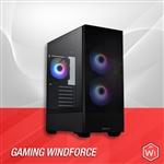 ILIFE Windforce Typhoon - (V015) Ryzen 7 / 16GB RAM / 500GB SSD / 1TB HDD / RTX3060 - Ordenador Gaming