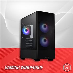ILIFE Windforce Typhoon  V015 Ryzen 7  16GB RAM  500GB SSD  1TB HDD  RTX3060  Ordenador Gaming