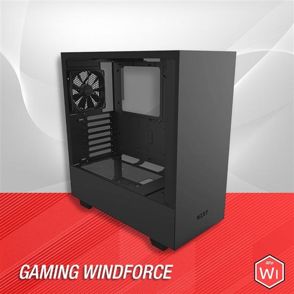 ILIFE Windforce Storm  V015 Ryzen 5  16GB RAM  500GB SSD  1TB HDD  RTX3070  Ordenador Gaming