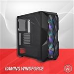 ILIFE Windforce Vortex - (V015) Intel i7 / 16GB RAM / 500GB SSD / 1TB HDD / RTX3070 - Ordenador Gaming