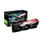 Inno3D GeForce RTX3060 Ti iChill X3 Red 8GB GDDR6  Gráfica