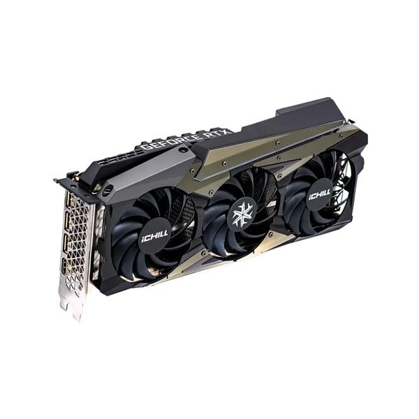 Inno3D GeForce RTX3080 iChill X3 10GB GD6X  Gráfica