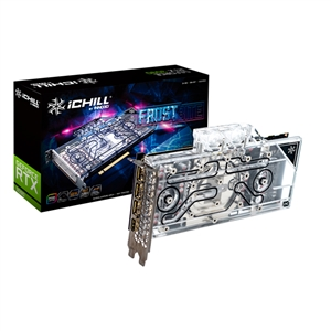 Inno3D GeForce RTX3090 iChill Frostbite 10GB GD6X  Gráfica
