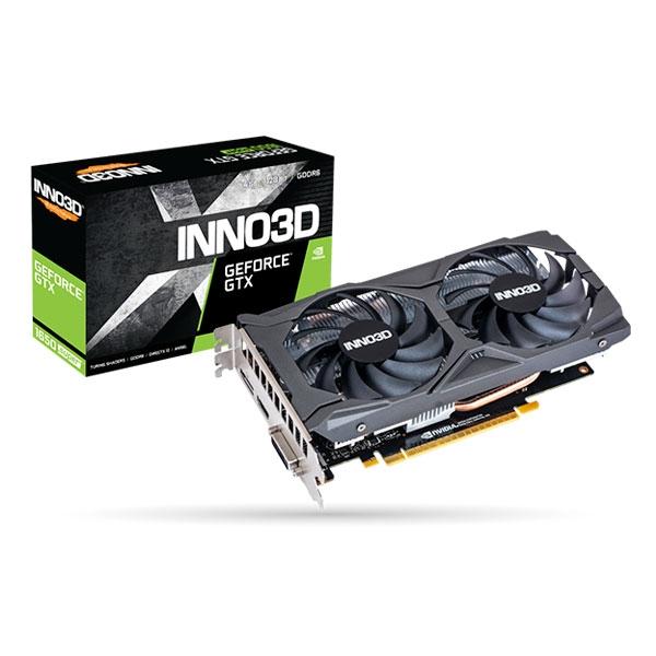 INNO3D GeForce GTX 1650 Super Twin X2 OC 4GB  Gráfica