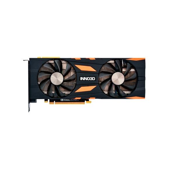 INNO3D Nvidia GeForce RTX 2080 Ti X2 OC 11GB - Gráfica