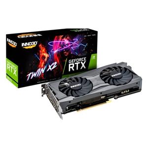 Inno3D GeForce RTX3070 Twin X2 8GB GD6  Gráfica