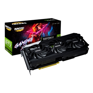 Inno3D GeForce RTX3090 Gaming X3 24GB GD6X  Gráfica