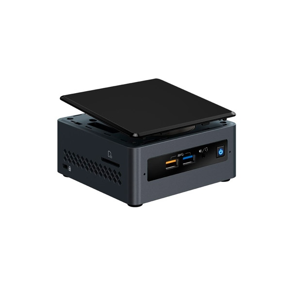 Intel NUC7CJYH2 J4005 25 GBLAN Wifi Bluetooth  Barebone