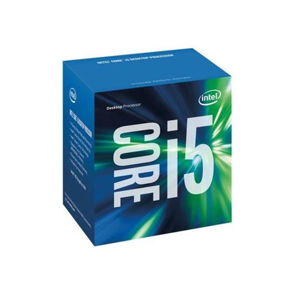 Intel Core i5 6600 3.3Ghz 1151 – Procesador