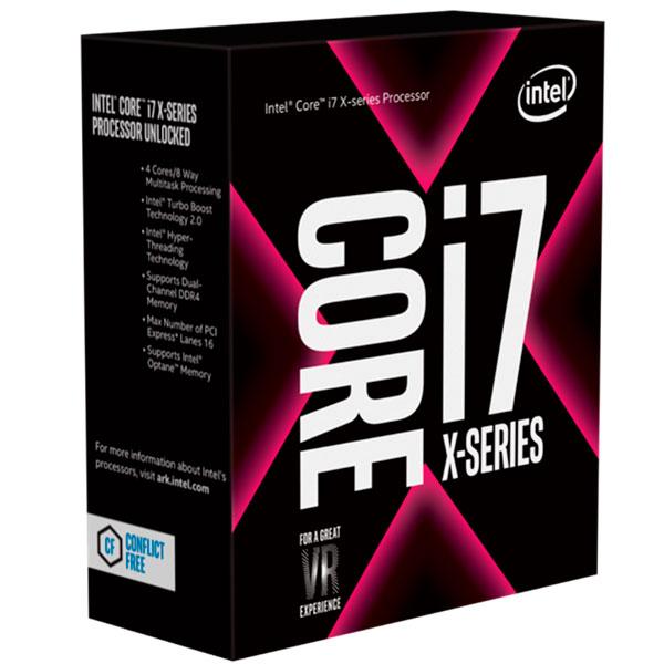 Intel i7 7820X 3,6GHz – Procesador