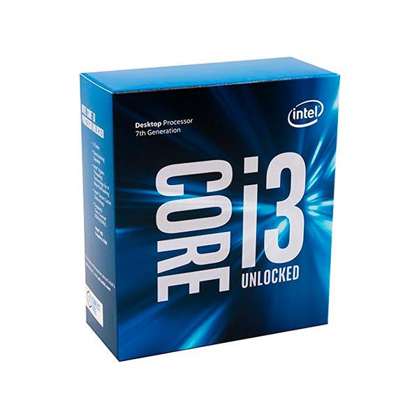 Intel i3 7350K 42GHZ  Procesador
