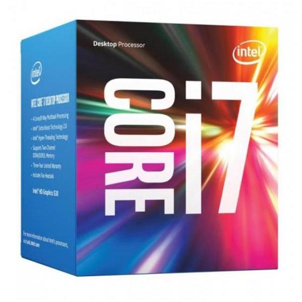 Intel Core i7 7700K 4.5GHz 1151 – Procesador