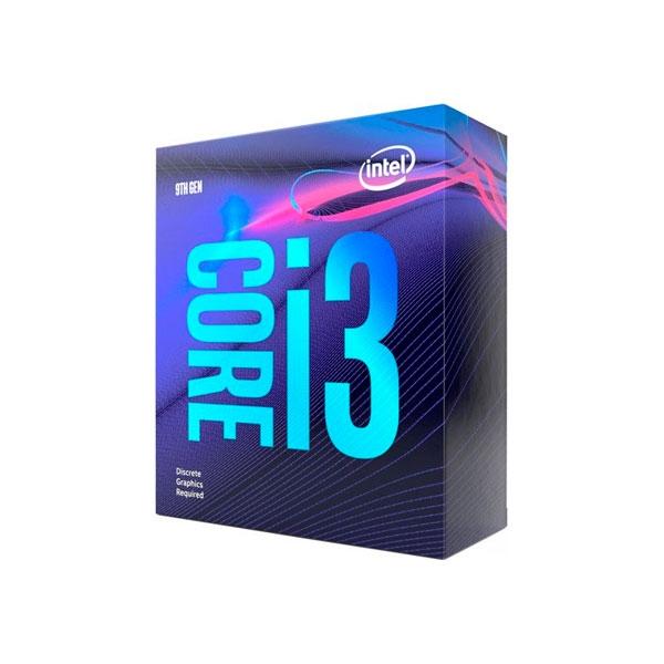 Intel Core i3 9100F 42GHz  Procesador