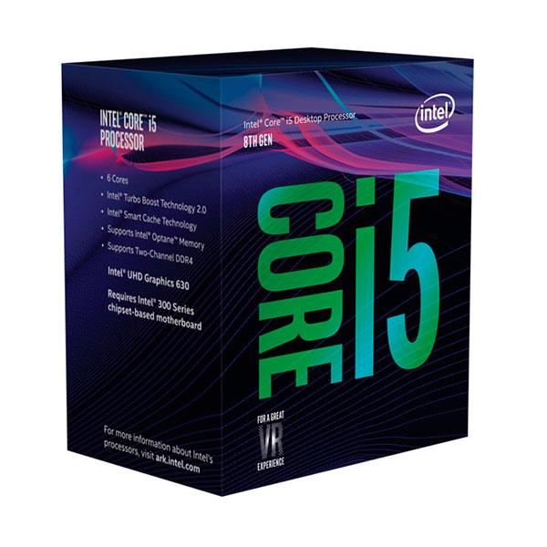 Intel Core i5 8400 4.00GHz 6 Nucleos – Procesador