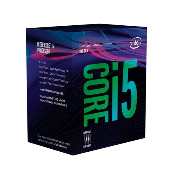 Intel core i5 8500 3GHz – Procesador