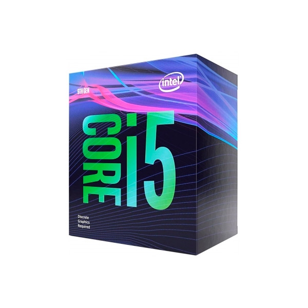 Intel Core I5 9400F 2.90GHz 9M - Procesador