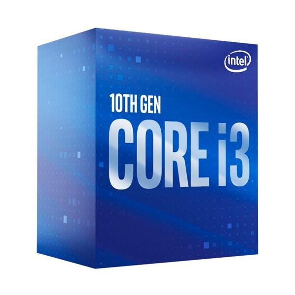 Intel Core i3 10100 4 ncleos 430GHz  Procesador
