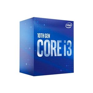 Intel Core i3 10100F 4 núcleos 430GHz socket 1200  Procesador
