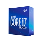 Intel Core i7 10700F 8 núcleos 470GHz  Procesador