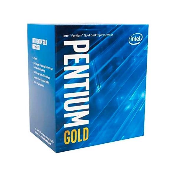 Intel Pentium Gold G6400 2 núcleos 4.00GHz - Procesador