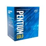 Intel Pentium Gold G6600 2 núcleos 420GHz  Procesador