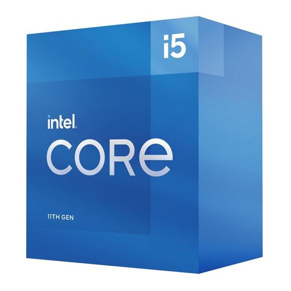 Intel Core i5 11600 6 núcleos 4.80GHz - Procesador