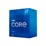 Intel Core i7 11700F 8 núcleos 490GHz  Procesador