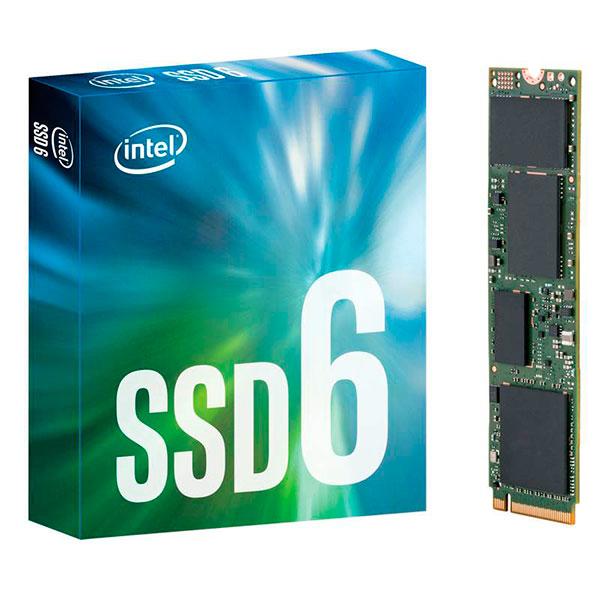 Intel 600P 512GB M.2 2280 – Disco Duro SSD