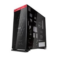 In Win 805C ATX negra / roja - Caja