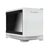 In Win A1 miniITX con fuente de 600W blanca – Caja