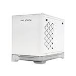 In Win A1 miniITX con fuente de 600W blanca  Caja