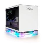 InWin A1 Plus Cristal Templado USB 30 Blanco  Caja