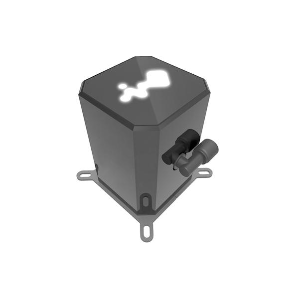 InWin SR24 Doble Turbina 240mm ARGB  Refrigeración Líquida