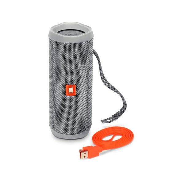 JBL Flip 4 Bluetooth Gris  Altavoces