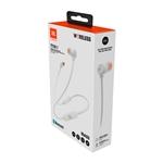 JBL T110BT Bluetooth Blanco - Auriculares