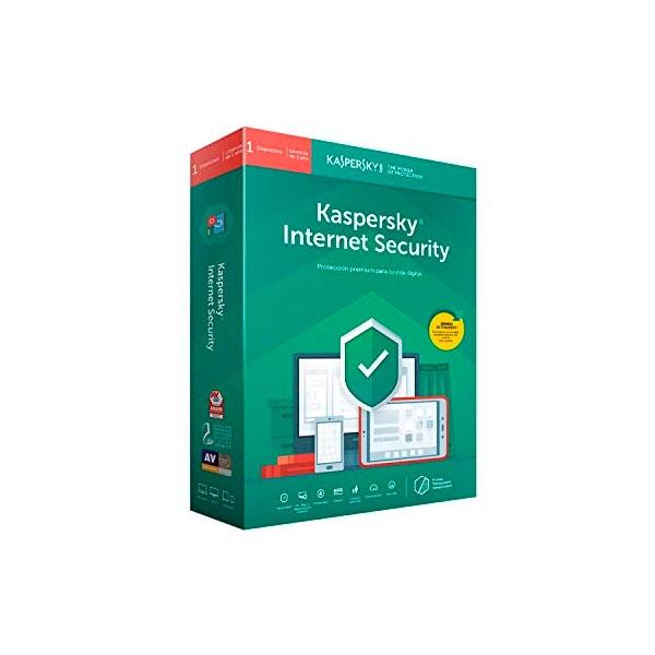 Kaspersky Internet Security Multi Device 2020 1L  Antivirus