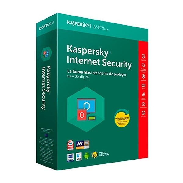 Kaspersky Internet Security Multi Device 2018 1L – Antivirus