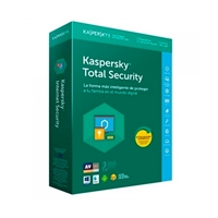 Kaspersky Total Security Multi Device 2020 1L  Antivirus