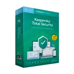 Kaspersky Total Security Multi Device 2020 3L  Antivirus