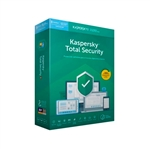 Kaspersky Total Security Multi Device 2019 3L - Antivirus