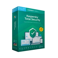 Kaspersky Total Security Multi Device 2019 5L - Antivirus