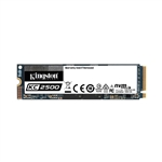 Kingston KC2500 M2 2280 NVMe PCIe 250GB  Unidad SSD