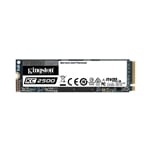 Kingston KC2500 M2 2280 NVMe PCIe 500GB  Unidad SSD